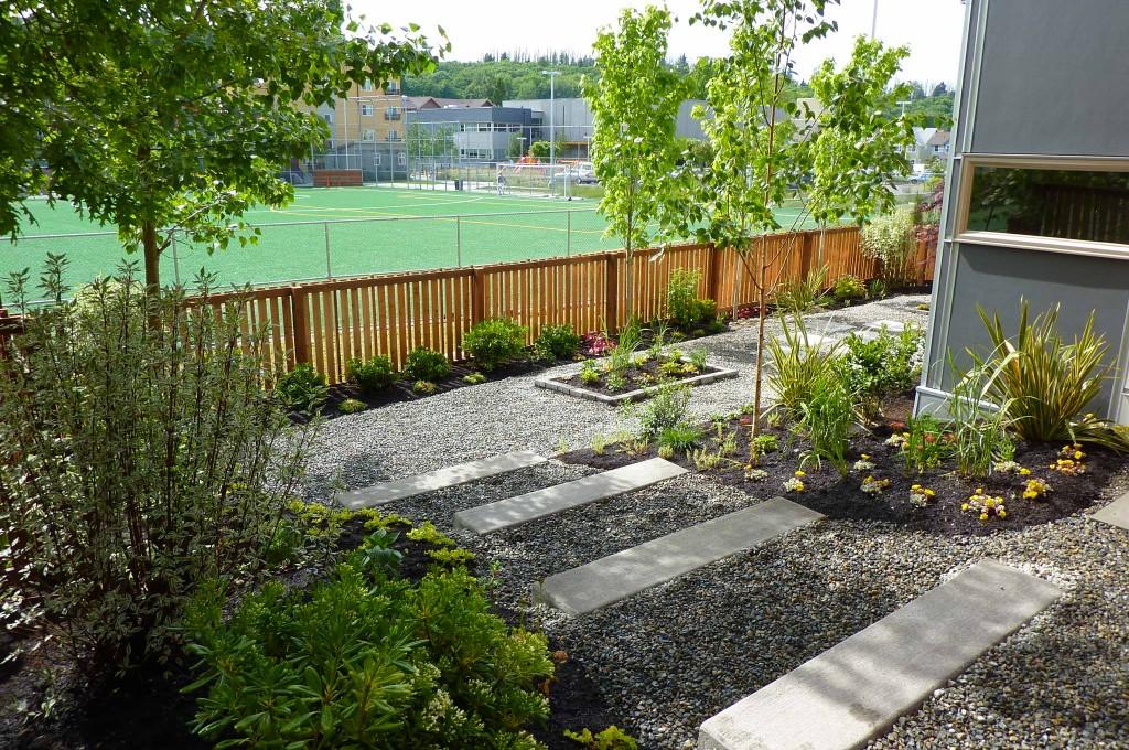 Columbia City Landscape - Erin Lau Design – Landscape & Garden Design For South Seattle, West